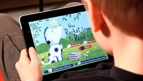 Escuela portátil gracias a las aplicaciones educativas para niños - La Vanguardia | Unconference EdcampSantiago | Scoop.it