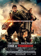 [Review] EDGE OF TOMORROW : chronique - cinemateaser | Edge of Tomorrow - Web Coverage | Scoop.it