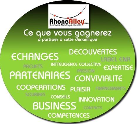 RHONEALLEY : Meilleurs Voeux 2013 ! | Developpement Durable 2.0 | Scoop.it