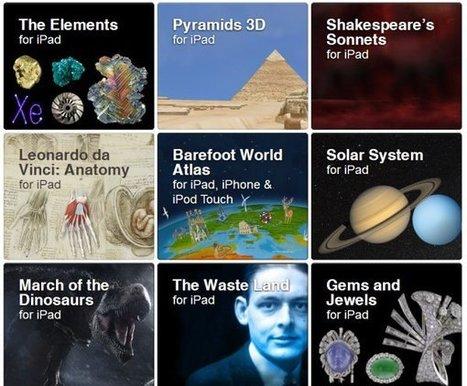 Los espectaculares libros interactivos para iPad de Touch Press | iPad classroom | Scoop.it