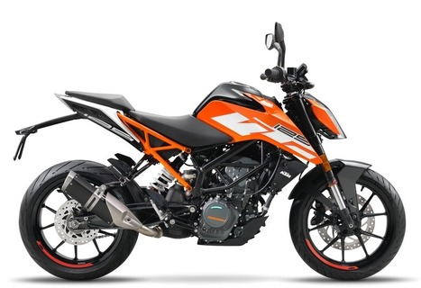 2017 KTM 125 Duke Unveiled at EICMA 2016 | Maxabout Motorcycles | Scoop.it