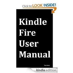Kindle User Manual