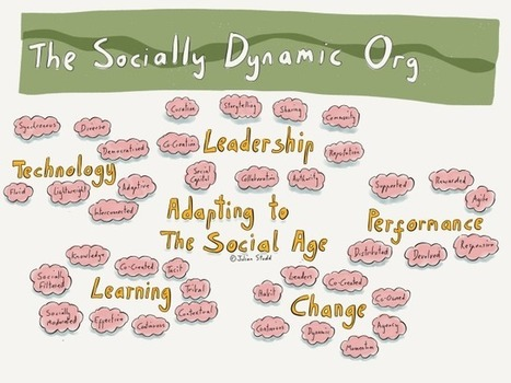 An Overview of the Socially Dynamic Organisation   AprendizajeVirtual   Scoop.it