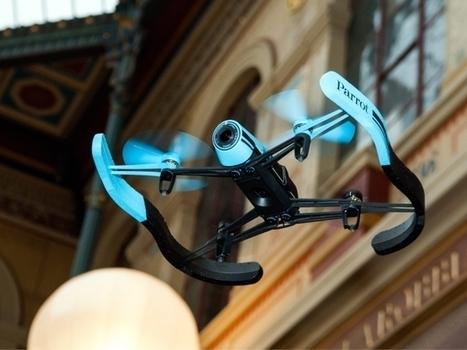 Un million d'euros pour lutter contre les drones - France Inter   Une nouvelle civilisation de Robots   Scoop.it