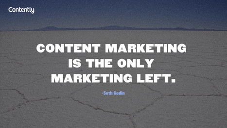 50 Quotes That Will Make You a Better Content Marketer | MarketingHits | Scoop.it