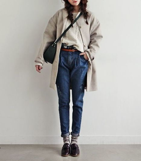 How to Wear Outfit with Socks For This Fall » Celebrity Fashion, Outfit Trends And Beauty News | Fashion Style And Beauty Tips | Scoop.it