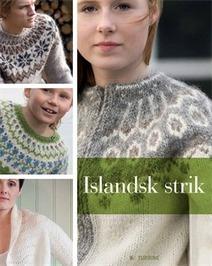 Islandsk Strik - Strik og broderi - garn, kits og designs i Sommerfuglen | Samansafn | Scoop.it