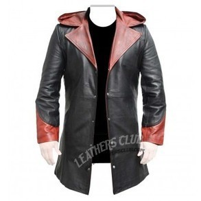 Buy Replica of Devil May Cry Daante Black and Red Gaming Coat | Halloween Jackets | Scoop.it