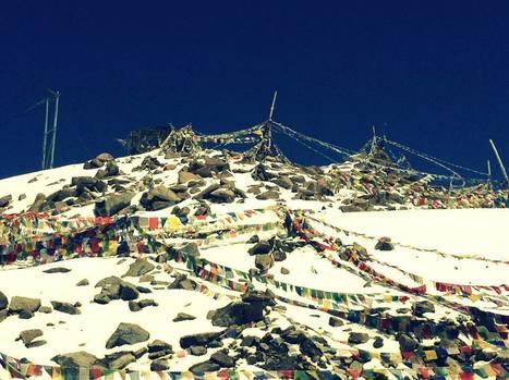 Khardungla was Snowed in Ladakh   Ladakh Adventure Trip June 2013   Scoop.it