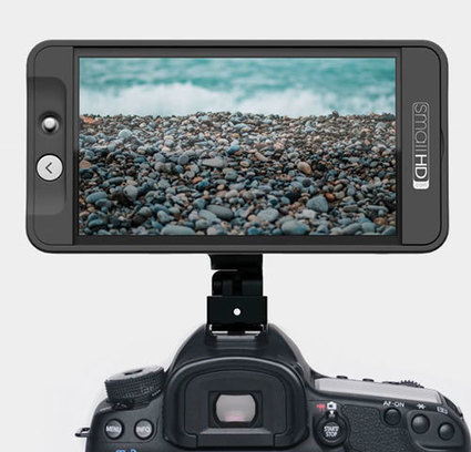 What's So Special About SmallHD's New 5 Inch Monitor? - HDSLR Shooter