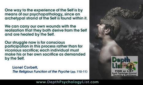 Depth Psychology List - Self-psychopathology-struggle-growth | Depth Psych | Scoop.it