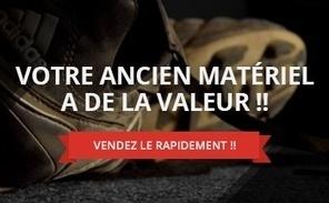 Weneedsport |  La 1ère plateforme d'achat-vente de Matériel de Sport Neuf & Occasion | Matériel de sport | Scoop.it