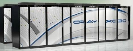 Cray muestra su supercomputadora XC30 | TIPOS DE COMPUTADORAS | Scoop.it