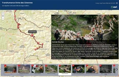 Promotion touristique des territoires, une Story Map vaut mieux qu'un long discours ! | Marketing Touristique Innovant | Scoop.it