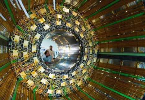 CERN makes public the first data from LHC experiments - Imperial College London | Peer2Politics | Scoop.it