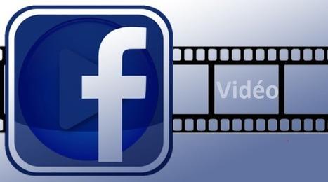 Les utilisateurs de Facebook regardent 100 millions d'heures de vidéo par jour | Social Media Curation par Mon-Habitat-Web.com | Scoop.it