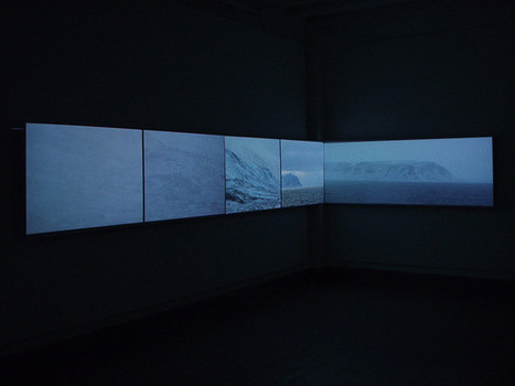Svalbard video, shown at Tromsø Kunstforening 2008 | Tversland Art works | Scoop.it