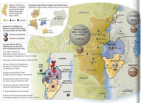 Conférences : Le génocide des Tutsi au Rwanda | géographie, histoire, sciences sociales, développement durable | Scoop.it