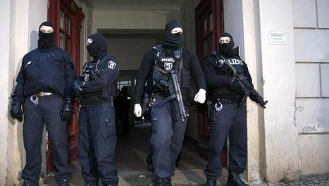 Terror raids in France, Belgium and Germany sweep up more than a dozen | The France News Net - Latest stories | Scoop.it