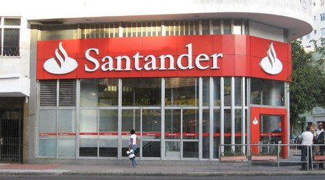 Santander Becomes First U.K. Bank to Introduce Blockchain Technology for International Payments | Cryptonewz -  Your Cryptocurrency Hub For News Happening Now! | Scoop.it