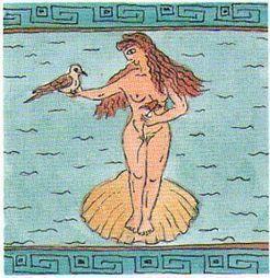 La diosa Afrodita (Venus romanos) | Mitos y Leyendas | La epica | Scoop.it