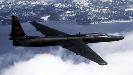 Geen ufo's, maar wel spionagevliegtuigen in Area 51 | KAP-ElhaddiouiA | Scoop.it