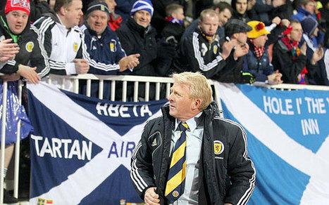Alex Salmond 'needs Scotland to thrash England at football' - Telegraph | Referendum 2014 | Scoop.it