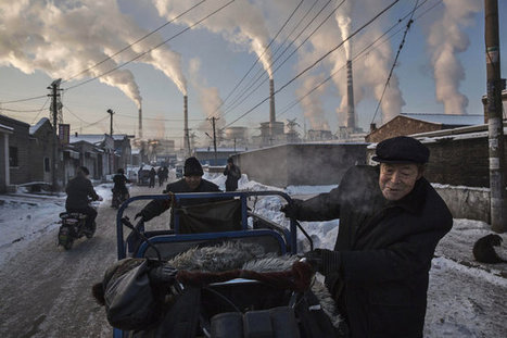 "Statistics From China Say Coal Consumption Continues to Drop (""but 210 new coal-powered plants coming?"") 