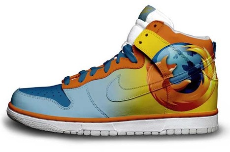 Web and Social Media Sneakers   Twitter, Facebook and FireFox   The 21st Century   Scoop.it
