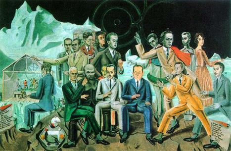 Au rendez vous des amis,Max Ernst, 1922 | Arts et FLE | Scoop.it