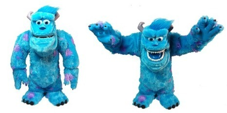 Scare Off Sulley Toy » Hot Christmas Toys 2013 | Christmas | Scoop.it