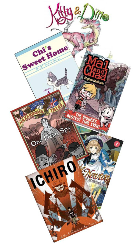 Graphic Novels: Setting the Stage for Summer Reading Fun | NoveList | EBSCOhost | Graphic Novels in Classrooms: Promoting Visual and Verbal LIteracy | Scoop.it