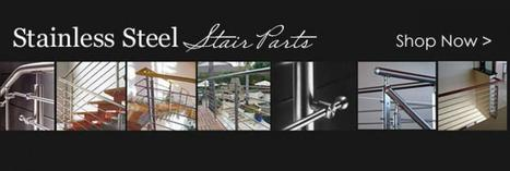 Stair Warehouse - Customized Stair Parts For a Beautiful Staircase | Stair Balusters | Scoop.it