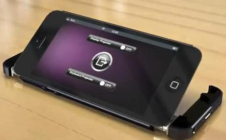 Technology Hits – Upcoming iPhone 5S With Dual Integrated Projector Concept | Technology Hits | Scoop.it