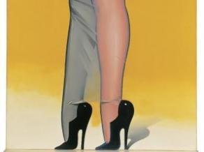 Allen Jones, rei da Pop art inglesa, ganha mostra na Royal Academy de Londres | Encontro com a Arte | Scoop.it