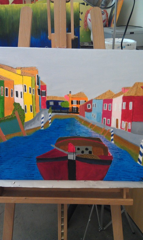 On the Sea | The Art World | Scoop.it