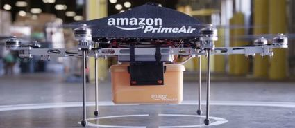 FAA names Amazon, Walmart and others for drone registration task force | Construction Information | Scoop.it