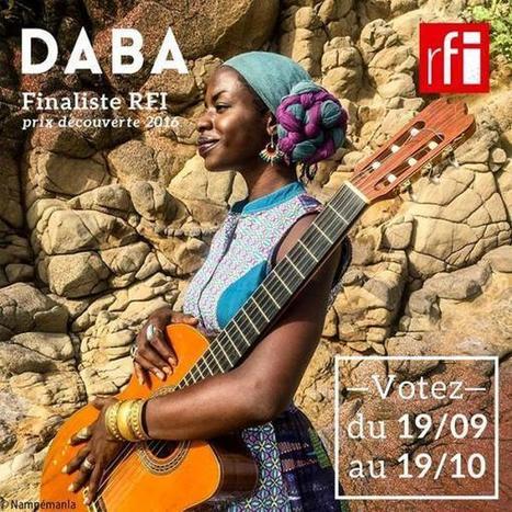 Prix du RFI : La chanteuse Daba représentera le Sénégal   SEN360.FR   Actualité au Sénégal   Scoop.it