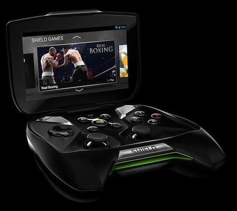 SHIELD™ la console de jeux sous Android by NVIDIA® | Technologie et voyages | Scoop.it