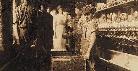 Condition of Tennessee's child laborers exposed in pictures - The Tennessee Magazine | Tennessee Libraries | Scoop.it