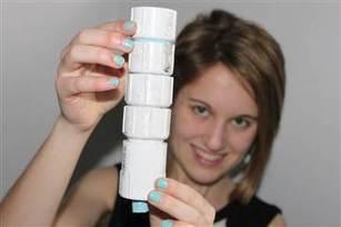 High-school senior invents inexpensive, life-saving water filter - NBC News.com | Moringa - Eco Friendly | Scoop.it