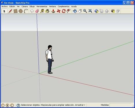 Introducción a la interfaz de usuario de SketchUp | SketchUp Knowledge Base | 2n vip 2013 | Scoop.it
