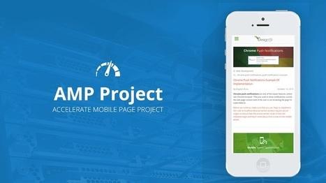 6 étapes pour créer un site ecommerce au format AMP sur mobile | Chiffres et infographies | Scoop.it
