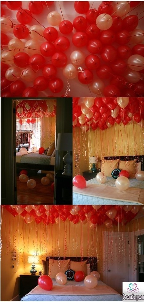 35 Romantic home decorating ideas for valentine | Decor and Style | Scoop.it