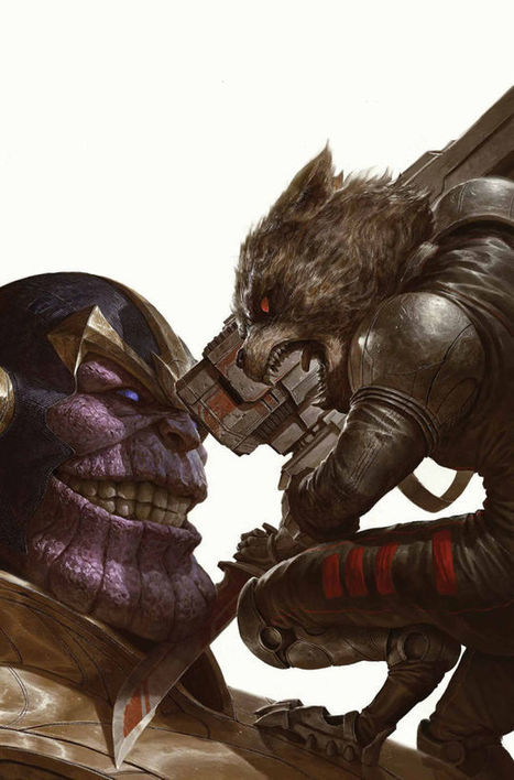 Marvel's What If? Comics Are Coming Back, and They're All About Thanos - io9 | Comic Book Trends | Scoop.it