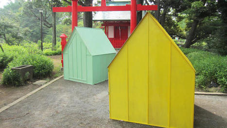 These Origami-Inspired Houses Pop Up In Disasters   Co.Exist ...   Managing Natural hazards   Scoop.it