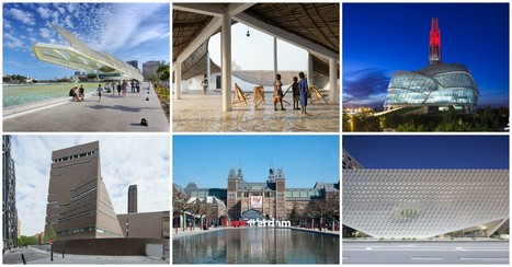 DS+R, Calatrava Among WINNERS of 2016 Leading Culture Destinations Awards | The Architecture of the City | Scoop.it