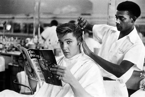 Thomas's Barber Shop: Old School Never Felt So Good   Rockabilly   Scoop.it