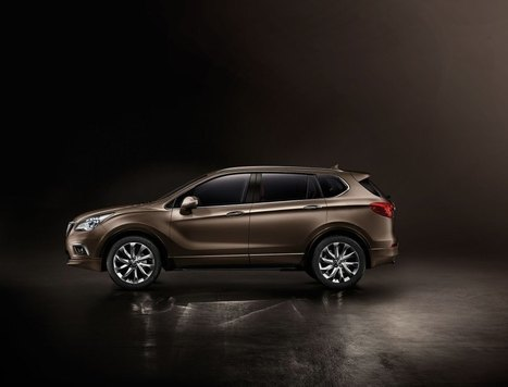 2016 Buick Envision | Buick | Scoop.it