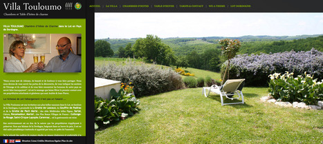 Chambres d'hotes dordogne lot | Chambres d'hotes gers | Scoop.it